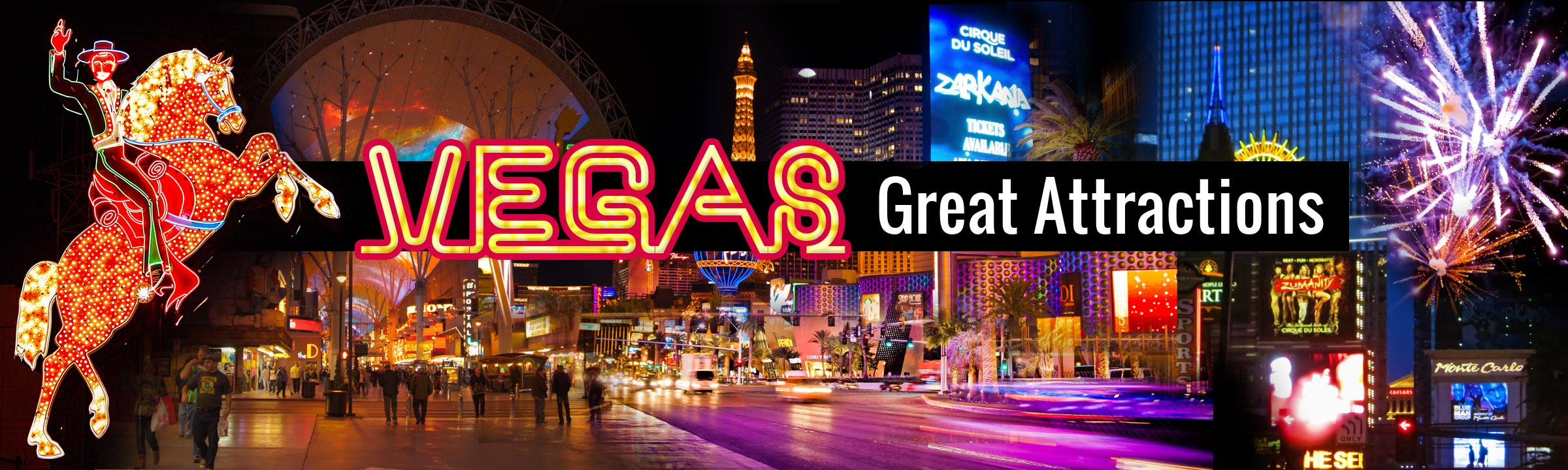 Vegas Great Attractions
