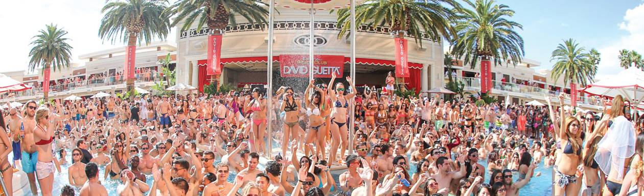 Las Vegas Memorial Day Weekend 2015 as shown in Las Vegas Magazine